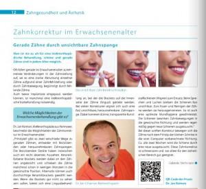 Zahnkorrektur Dr Raiman